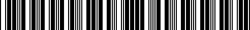 Barcode for 999G6-36000
