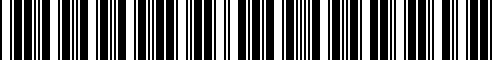 Barcode for 999PP YDNAH